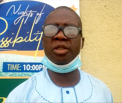 Pastor Williams Alabi