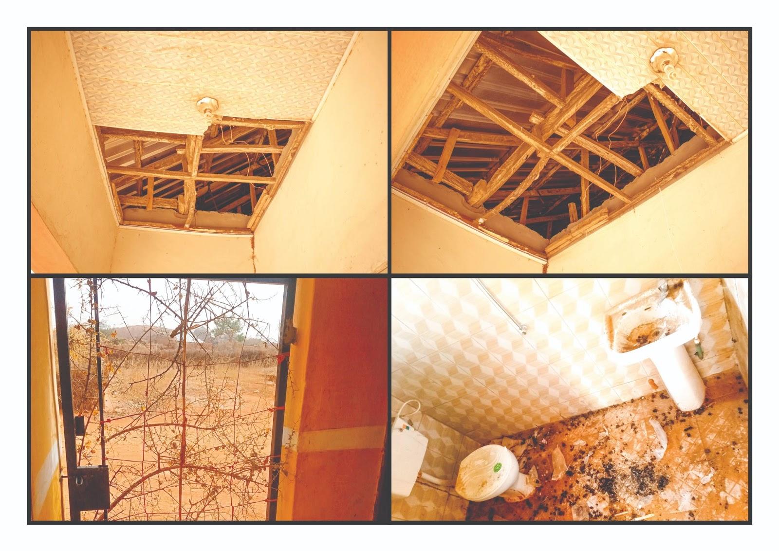 Abandoned Primary Health Centre at Kalanjeni, Tangaza LGA, Sokoto State. Photo Credit: Qosim Suleiman