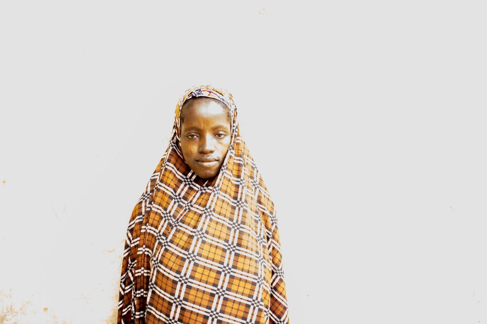 Aisha, 25. Photo Credit: Qosim Suleiman