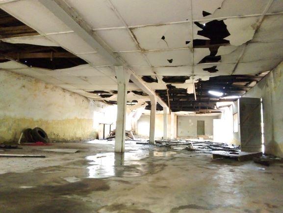 Destroyed DPO Quarters Ehime Mbano