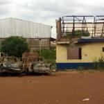 Emene Police station inner view