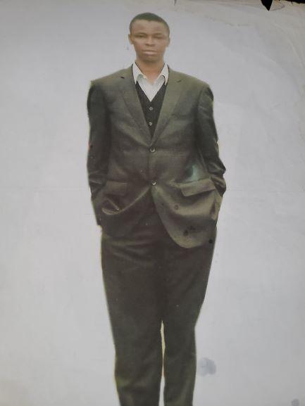 Eric Okwaji