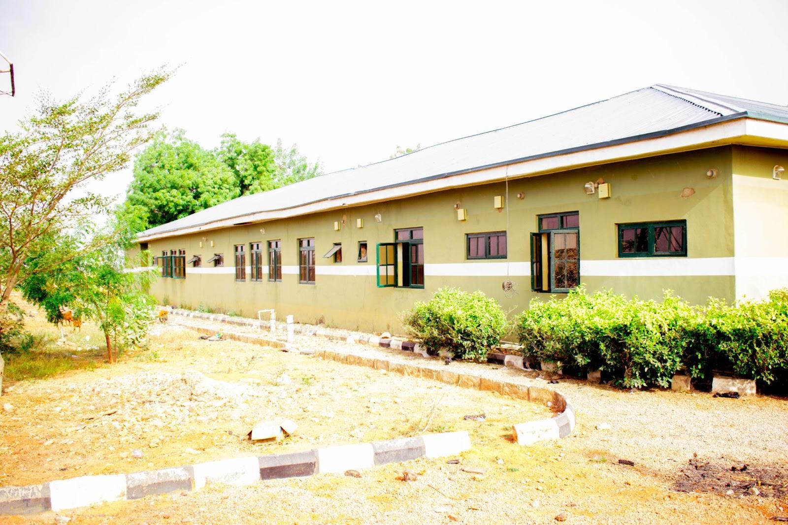 Functioning Primary Health Centre at Bashire, Tambuwal LGA, Sokoto State. Photo Credit: Qosim Suleiman