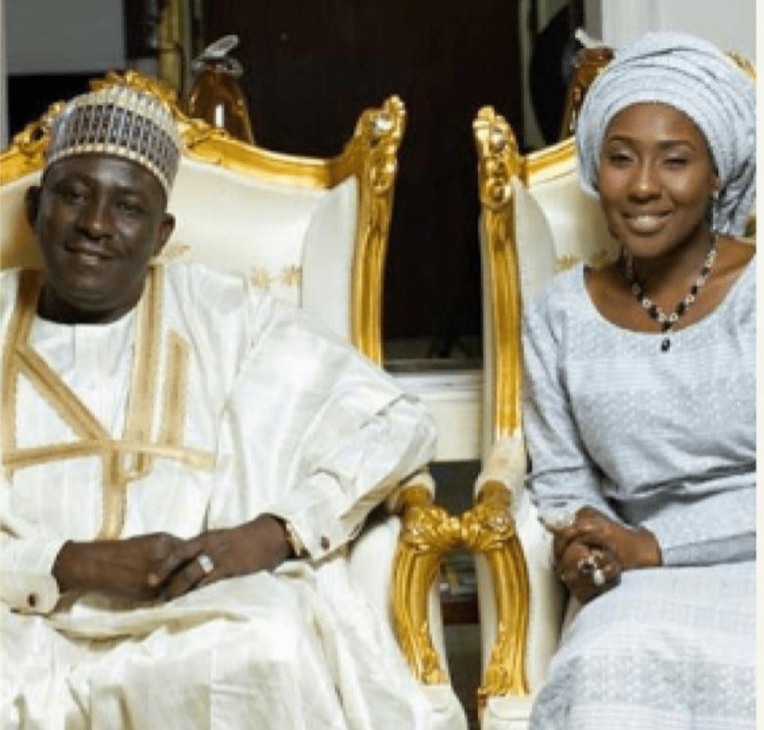 Buhari's son-in-law