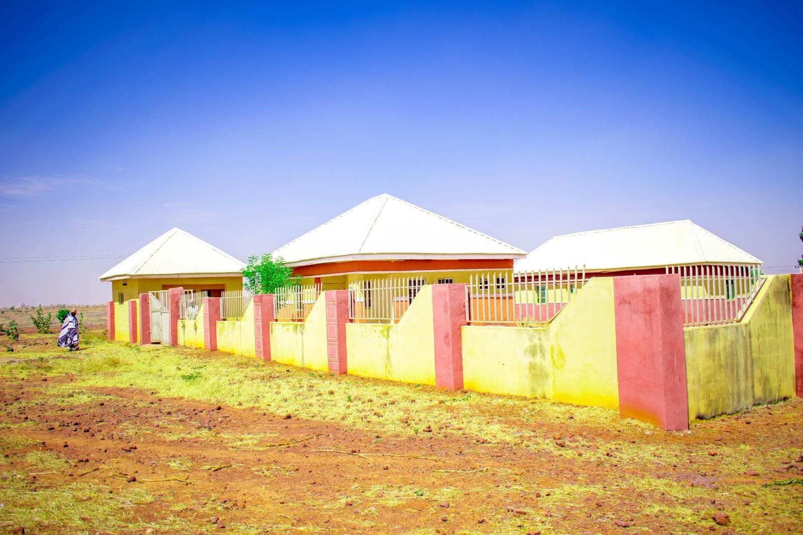 Primary Health Centre at Jema, Gwadabawa LGA, Sokoto State. Photo Credit: Qosim Suleiman