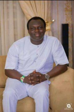 Valentine Braimoh, Chairman of Amuwo-Odofin Local Government