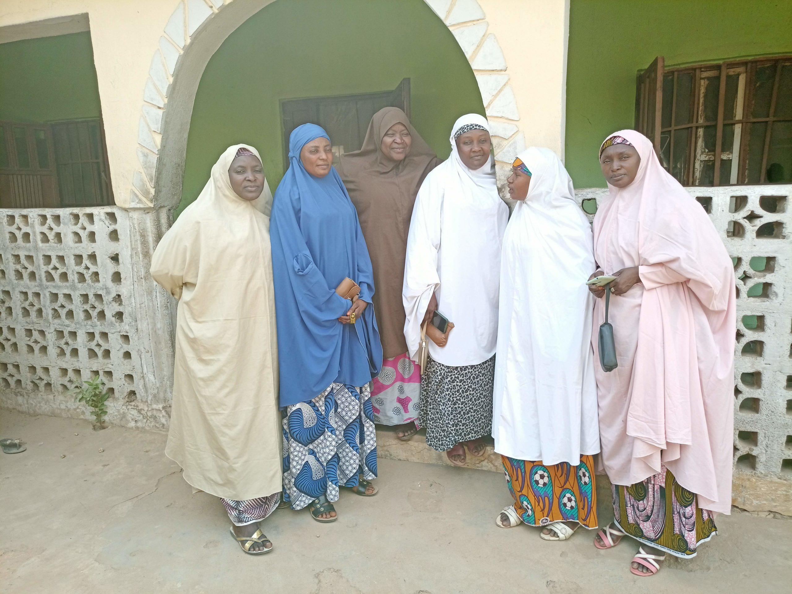 SWOFON Women in Rijau local government area