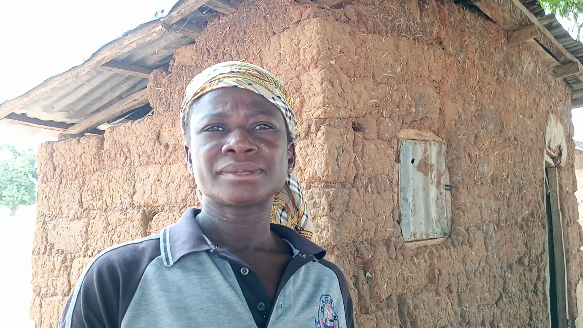 Amina Garba of Tayi Community in Bosso LGA