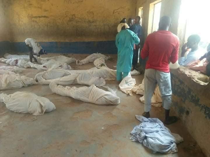Zamfara victims