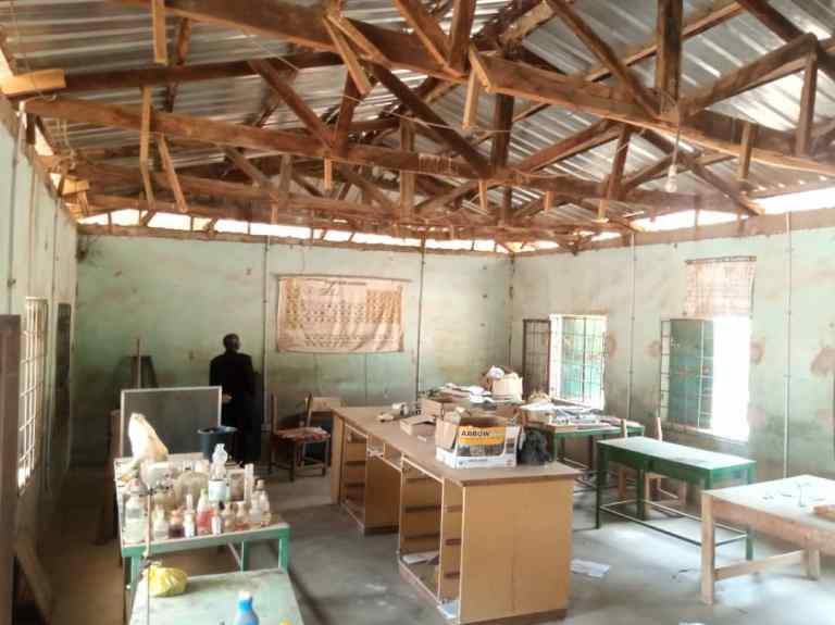 Science Laboratory, Government Day Technical College Tafawa-Balewa