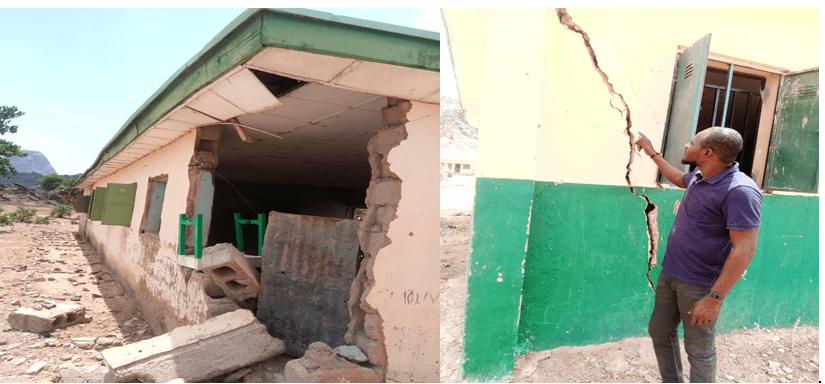 Dogara's collapsing model schools built in 2020