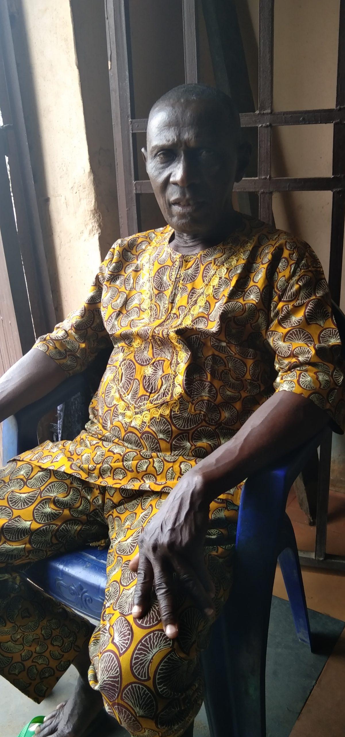 Chukwudi Nwosu
